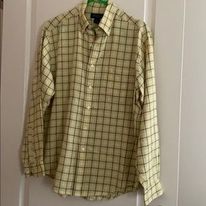 💥Brooks  Brothers Linen Shirt- Size M💥